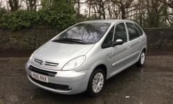 2005 Citroen Picasso desire 2 1.6 Mpv which has only