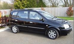 2005 KIA Carens CRDi LE. (Engine size 1991). Manual.