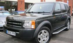 This totally immaculate 2005 Landrover Discovery TDV6 S