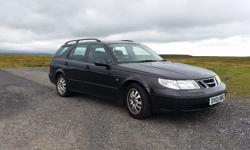 2005 Saab 9-5 Estate 2.2 TiD Estate MOT until March