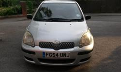 Hi.Im selling my Yaris it has only,68.000 on clock and