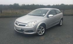 HERE WE HAVE FOR SALE A VERY CLEAN 2006 06 VAUXHALL