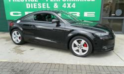 Phone:01642 640003 AUDI TT 2.0 TFSI 3d Coupe Manual.