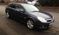Here I have my Vauxhall Signum for sale 2.2 manual