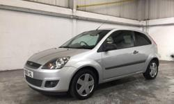 2006 56 reg Ford Fiesta 1.25 Zetec Climate 3dr, Manual,