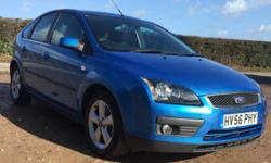 FORD FOCUS 2.0 ZETEC CLIMATE. 2006. 5 DOOR HATCHBACK.