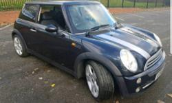 Selling Mini Cooper 1.6 Petrol Manual with full service