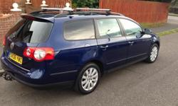 2006 VW Passat 1.9TDi S, new shape, diesel, manual, 3
