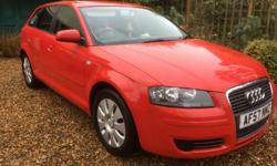 Reluctant sale of my Audi A3 in excellent external and