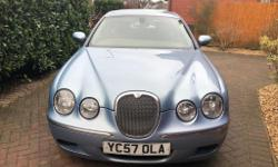 2007(57) JAGUAR S TYPE 2.7 TDI SE AUTOMATIC This is an