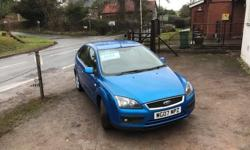 2007 FORD FOCUS ZETEC CLIMATE 1.6 AUTOMATIC � VEHICLE
