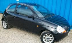 FORD KA 1.3 ZETEC CLIMATE ( MANUAL ) 3 Doors, Manual,