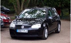 Phone:07500 600006 2007 07 reg VOLKSWAGEN GOLF 1.9