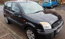 2008 Ford Fusion 1.4 Style Climate - Mot until