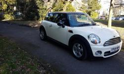 NICE CLEAN MINI COOPER DIESEL ONLY 2 FORMER