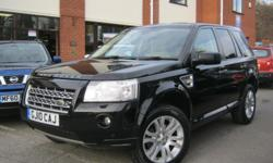 This stunning 2010 Freelander 2 TD4 HSE Auto is in