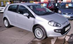 60 registration fiat punto 1.4 dynamic in metallic