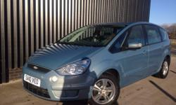2010 Ford S-Max 1.8 TDCi Zetec 5Door 6Speed Electric