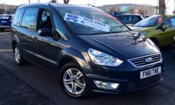 2011 Ford Galaxy 1.6 TDCi Zetec 5dr (Start Stop Manual