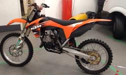 For sale Totally original and un molested ktm 125 sx I