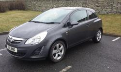 2011 grey Vauxhall Corsa 1.2 SXI for sale Only 27910
