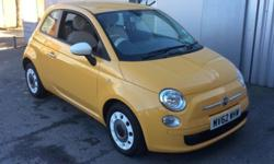2012 Fiat 500 1.2 Colour Therapy 3dr Manual Petrol