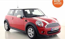 1 Owner From New - The Mini Cooper Has Been Thrilling