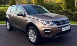 2016 Land Rover Discovery Sport 2.0 TD4 180 SE Tech 5dr