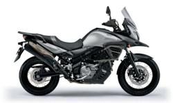 V-Strom 650XT ABS Overview On Earth the road never