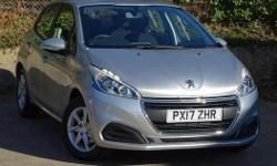 Just Arrived! Peugeot 208 Active, a well equipped car