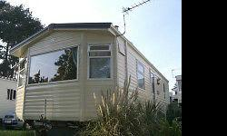 Our caravan is in the lovely Pine Ridge area at Rockley