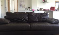 1 x three seater sofa and 1 x two seater sofa in