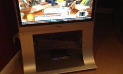 This an HD ready plasma TV from Panasonic. It comes
