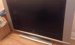 "Good condition tv, all fully working 37"" LG Minor"