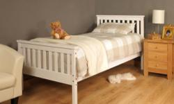 3 ft single bed frame for sale , new in the box. Size