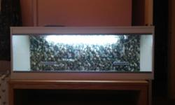 4 foot vivarium very good condition been well looked