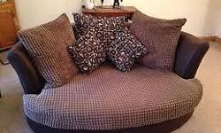 DFS 4 seater and 2 seater cuddle sofa** Excellent