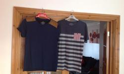 4 small men's t/shirts never worn from smoke and pet
