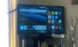 "Mint condition hardly used full hd smart tv 50"" must go"