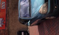 52 Plate blue Renault Clio for quick sale! Great