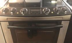 APPLIANCE IS RECONDITIONED/TESTED AND COMES WITH 3