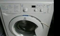 Indesit 7kg washer dryer with sensor dry function in