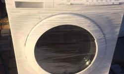 8kg AEG PROTEX WASHER & DRYER, EXCELLENT CONDITION, 4