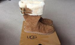 Absolutely new genuine UGG boots, never worn, UK size