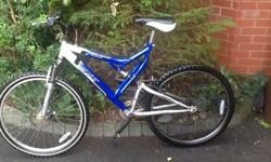 Adults Mountain Bike, Delivery possible to local area