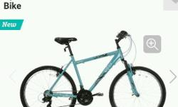 Ladies mountain bike for sale. Used a handful of times