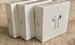 ��APPLE AIR PODS BRAND NEW IN SEALED BOXES ��UK STOCK 1