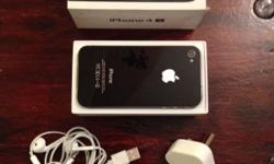iPhone 4s. Very good condition. Selling due to upgrade.