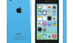 APPLE IPHONE 5C IN BLUE ON EE NETWORK AND IS 16GB COMES