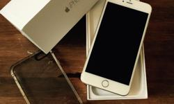 iPhone 6 plus locked to Vodafone. In gold 16gb Includes